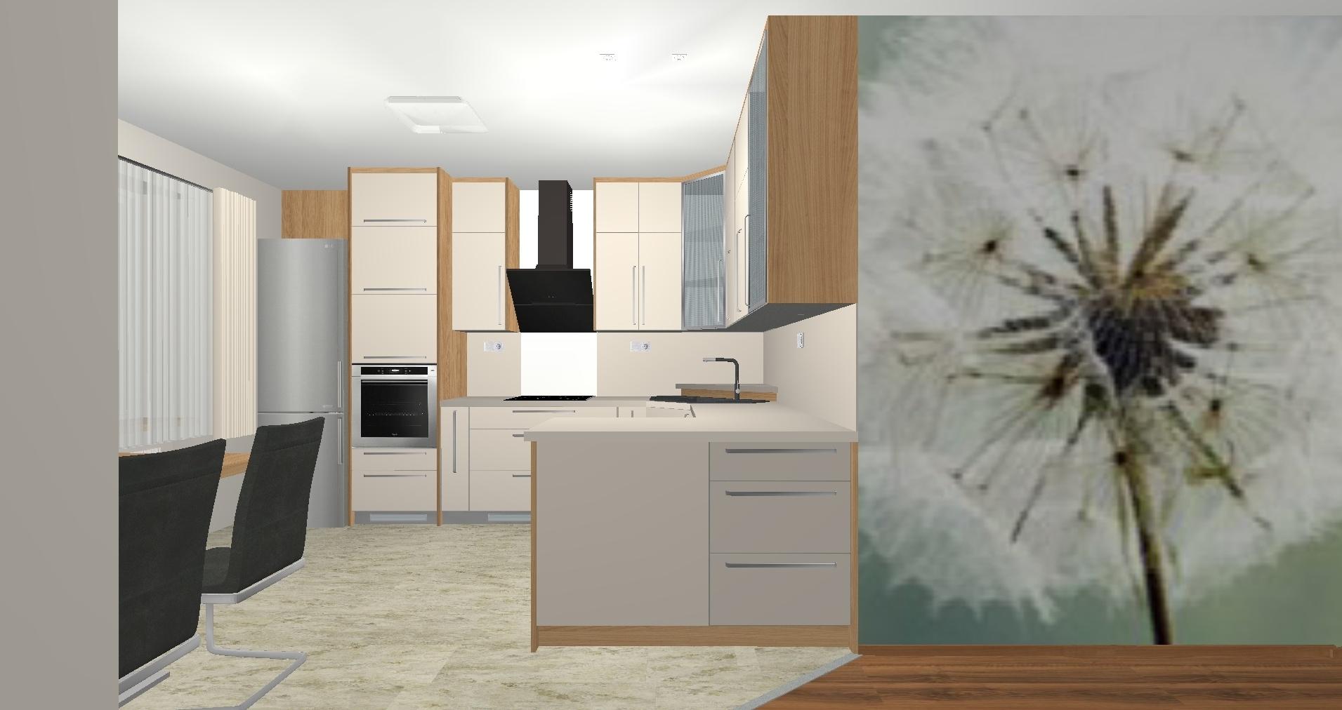 RD Kladno Tylova – 3D návrh