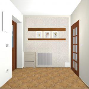 RD okres Praha-západ - 3D návrh 1NP