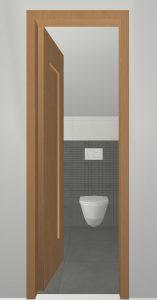 RD Slaný Mánesova - 3D návrh