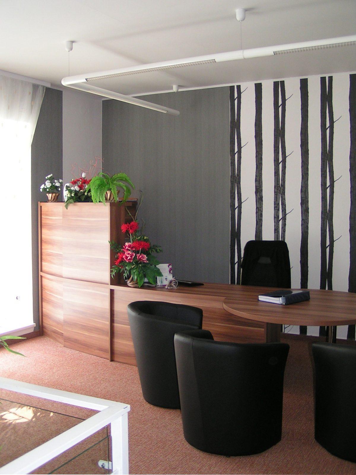 Kancelář pohřební služby Mladá Boleslav Laurinova - realizace