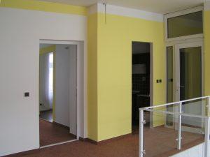 Kancelář pohřební služby Mladá Boleslav Laurinova  - původní stav