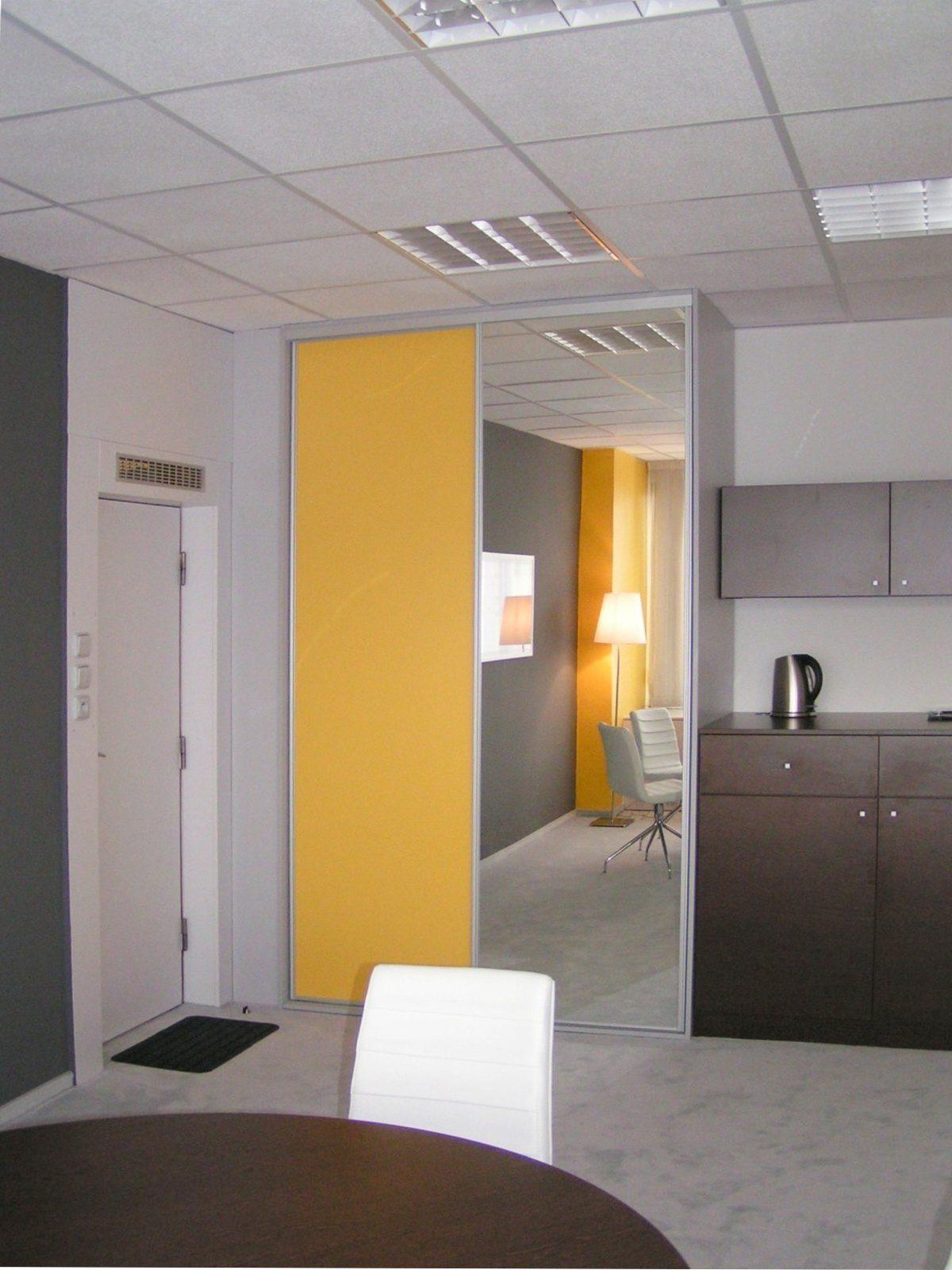 Kancelář Praha Václavské náměstí - realizace