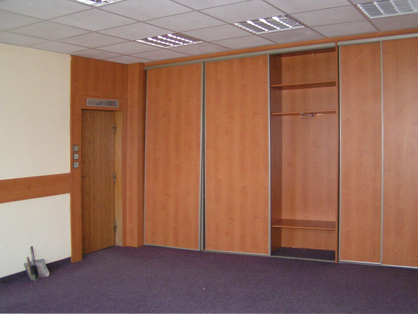 Kancelář Praha Václavské náměstí - původní stav